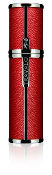 Travalo Milano Refillable Perfume Bottle Red
