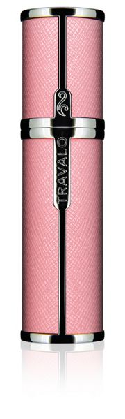 Travalo Milano Refillable Perfume Bottle Elegance Pink