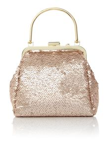 Therapy Ami mini frame handbag