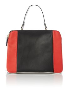 Therapy Carrie triple compartment handbag