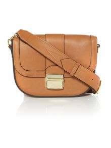 Therapy Thisbe saddle handbag