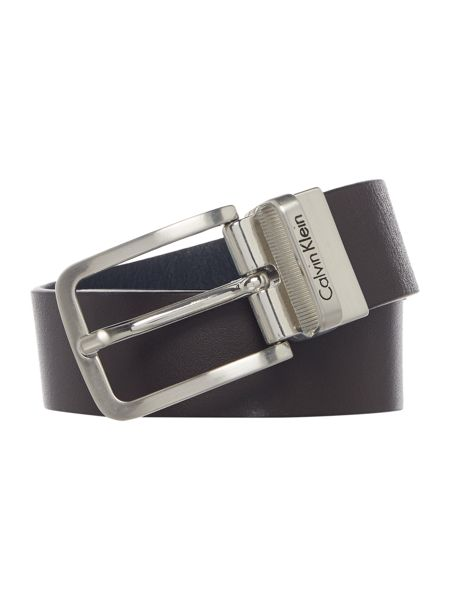 Calvin Klein Reversible slim belt