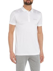 Hugo Boss Golf paddy mk 2 tech detail polo shirt