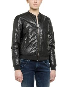 Replay Eco-leather jacket