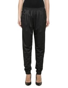 Replay Jersey lurex pant