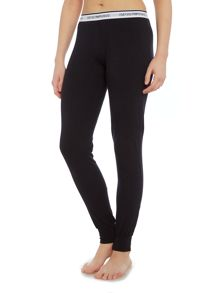 Visibility cotton cuffed pant