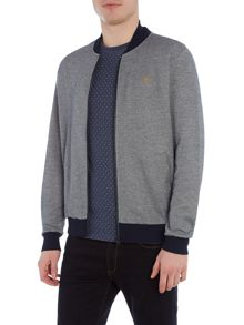 Farah Guildford baseball neck sweat track jacket
