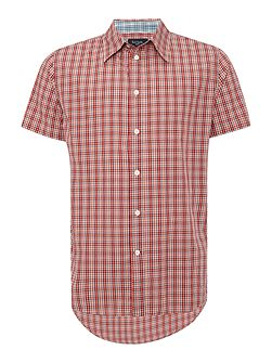 Men's Paul Smith Jeans Short sleeve small check