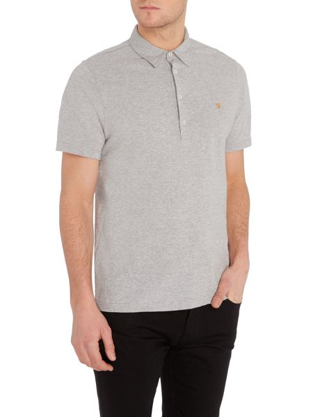 Farah Lovecraft regular fit stripe polo shirt
