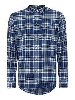 Men's Paul Smith Jeans Long sleeve brushed check