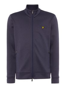 Lyle and Scott Golf Zip-Through Tricot Jacket