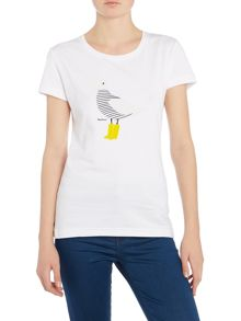 Barbour Avonmouth Sally seagull Tee