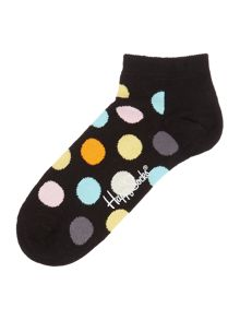 Happy Socks Big dot trainer socks