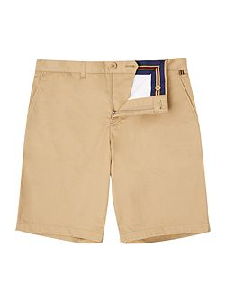 Golf Cotton Stretch Chino Shorts