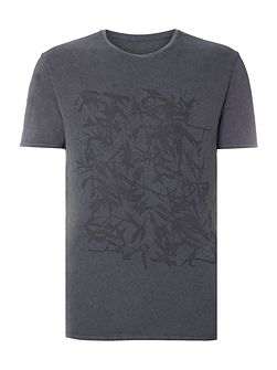 Bamboo Faded Tee Graphic