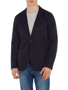Paul Smith Jeans Single breasted cotton jacket