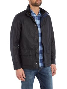 Barbour Halkirk wax jacket