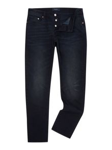 Paul Smith Jeans Tapered dark wash jeans