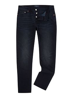 Men's Paul Smith Jeans Tapered dark wash jeans