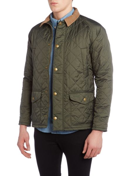 Barbour Canterdale quilted jacket