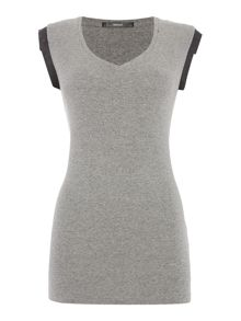 Replay Tank top round neck
