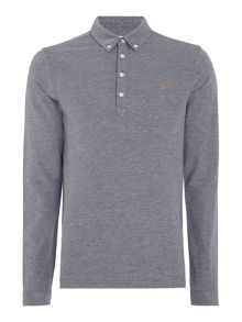 Farah Merrison regular fit mercerised polo shirt