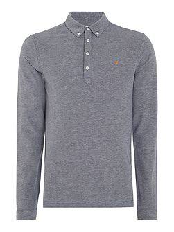 Merrison regular fit mercerised polo shirt