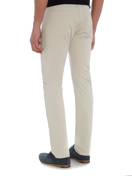 Paul Smith Jeans Regular fit cotton stretch chinos