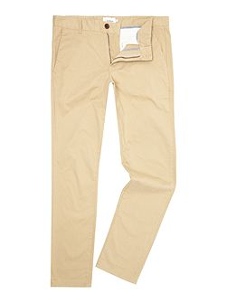 Elm slim fit chino trouser