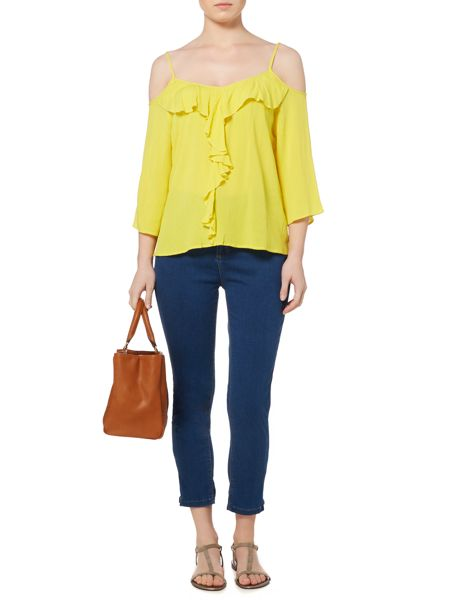 Therapy Chelsea Cold Shoulder Top