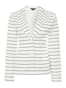 Therapy Suri Single Breasted Box Jacket