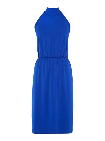 Therapy Harriet High Neck Midi Dress