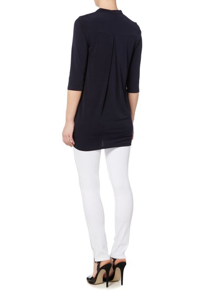 Therapy Taylor Tunic With Lace Detail Top