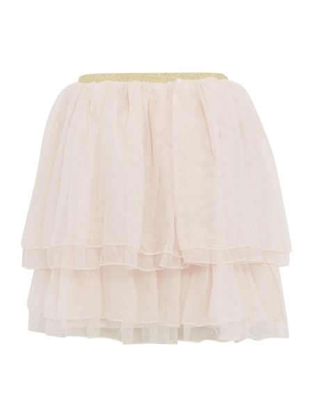 name it Girls Tulle tutu with glitter waistband