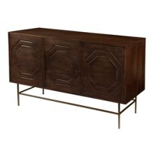 Living by Christiane Lemieux Cleo large 3 door sideboard