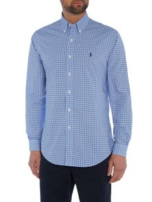 Polo Ralph Lauren Long-Sleeve Checked Shirt