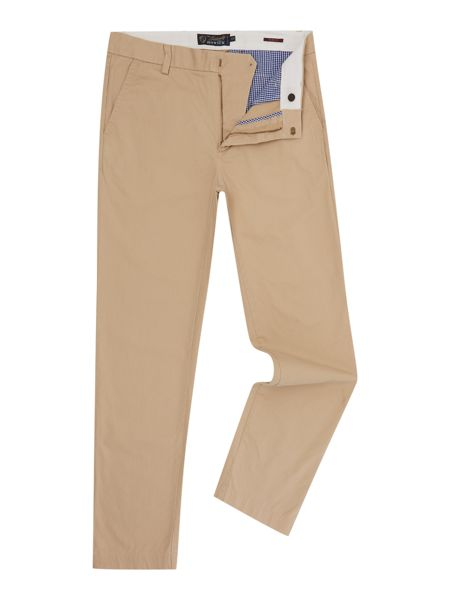 Howick Slim Fit Fraternity Casual Chino