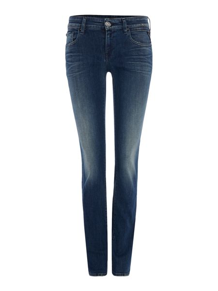 Replay Vicky straight fit denim