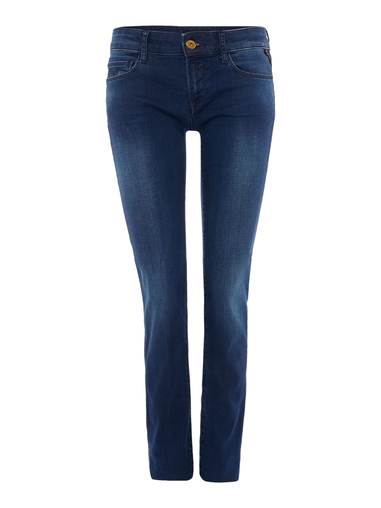 Rose Skinny Fit Denim, Denim