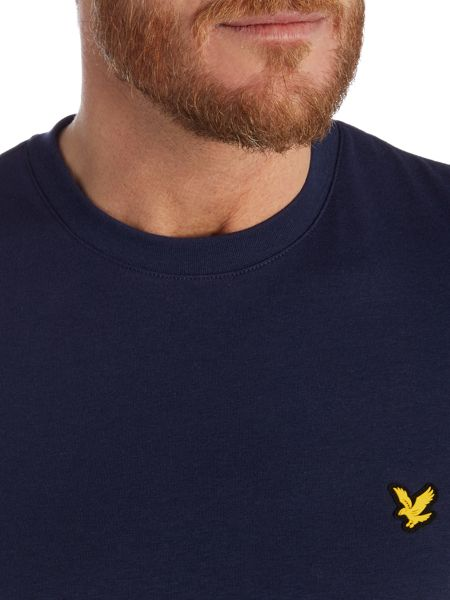 Lyle and Scott Sports Crew Neck Short Sleeve T-shirt