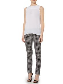 Michael Kors Printed Trousers