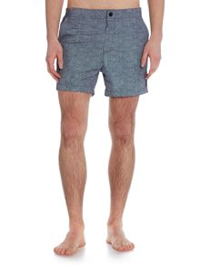 Michael Kors Fan dop print swim shorts