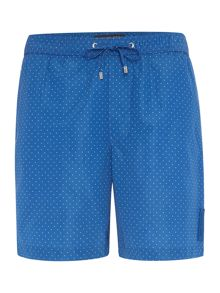 Michael Kors Dot print swim shorts