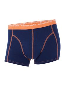 Bjorn Borg 3 pack of contrast stitch trunk