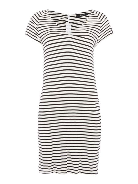 Replay Striped short dress