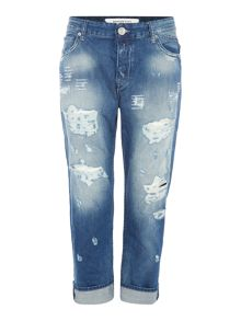 Replay Gracelly boyfit jeans