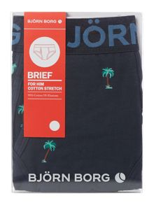 Bjorn Borg Mini palms print brief