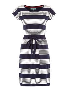 House of Fraser Jersey Shift Dress with Tie Detail
