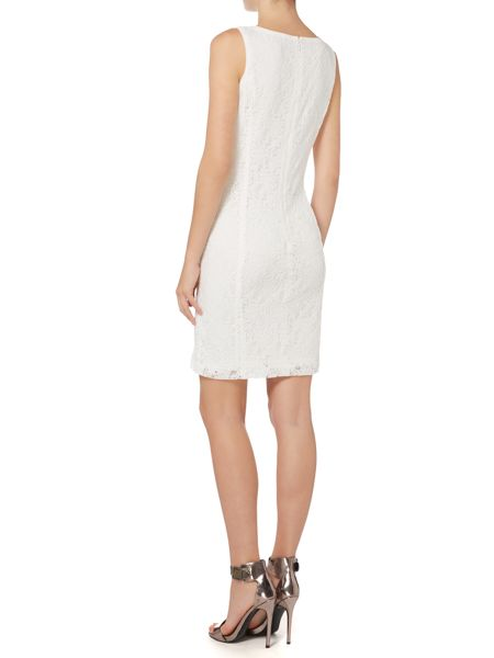 Lauren Ralph Lauren Irvina sleeveless lace dress