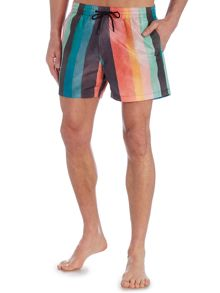 Paul Smith London Wide multistripe swim Shorts